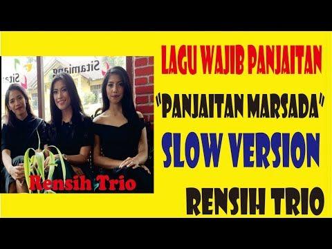 Lagu wajib Panjaitan: Panjaitan Marsada (Slow Version) - Rensih Trio