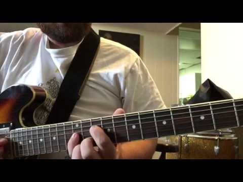 Somewhere Over The Rainbow Chord Melody Guitar Lesson Part 1 Youtube