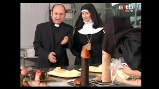 Las monjas y los penes de mazapán