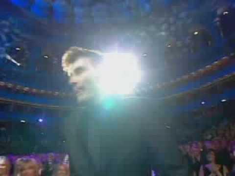 Dame Julie Andrews presents re: Best Actor