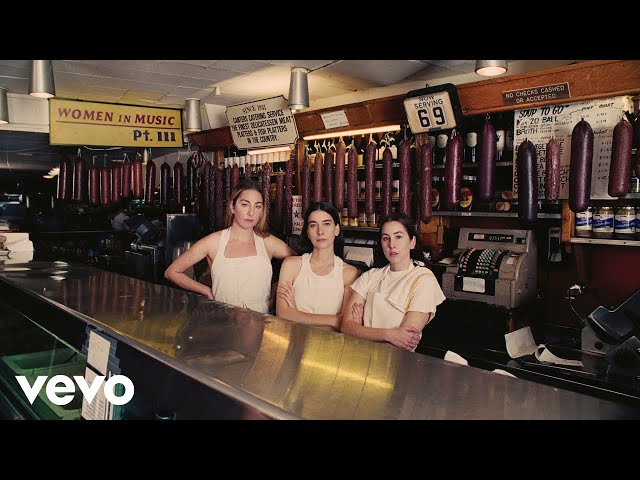 Haim - Another Try (Audio)
