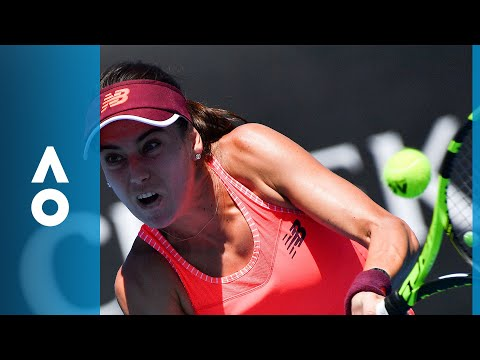 Lucie Safarova v Sorana Cirstea match highlights (2R) | Australian Open 2018