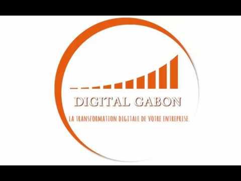 logo digital Gabon video
