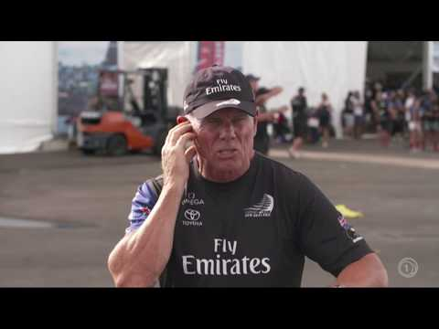 "Seven Sharp 27.06.17 - Emirates Team new Zealand Win the ""35th America's Cup"""