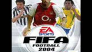 Fifa 2004 soundtrack - The Ceasars - Jerk it out
