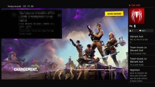 Live FR (PS4) Fortnite Save the World, Dreary Valley Quests Act 3.