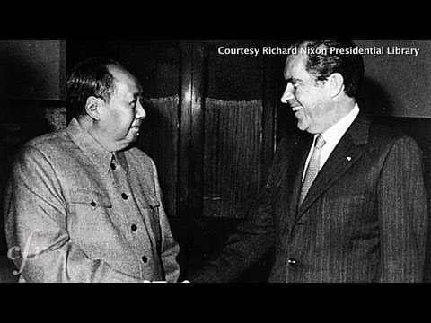 Lessons Learned: Richard Nixon Goes to China