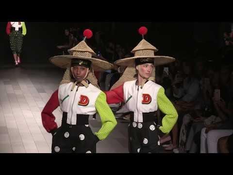 Desigual Fashion Show RTW SS18