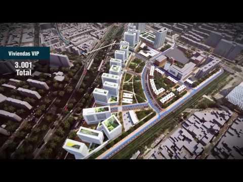 Triangulo Bavaria, un proyecto de renovación para el Centro de Bogotá