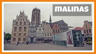 MALINAS / Mechelen: que ver y visitar en la ciudad desconocida de Flandes | Bélgica 8# Belgium