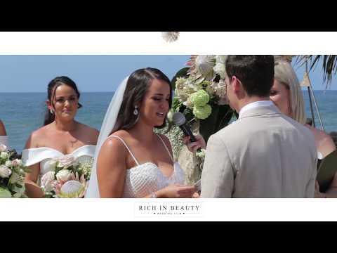 Lovers Rock Park Wedding Film // Ancora Wedding Video // Gold Coast // Rich In Beauty Films