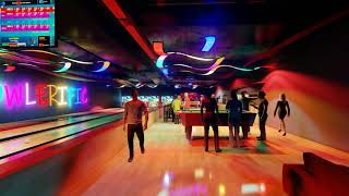 Bowling Alley concept