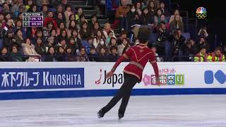 2017 Worlds   Men   LP   Nathan Chen   Polovtsian Dances