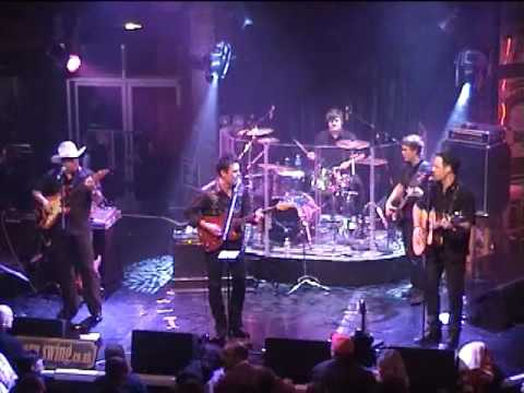 The Billy Curtis band, All summer long/Sweet home alabama (disneyland Billy bobs)
