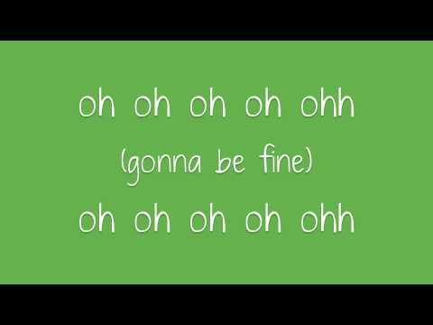 The Lucky Ones - Brendan James -  lyrics on screen