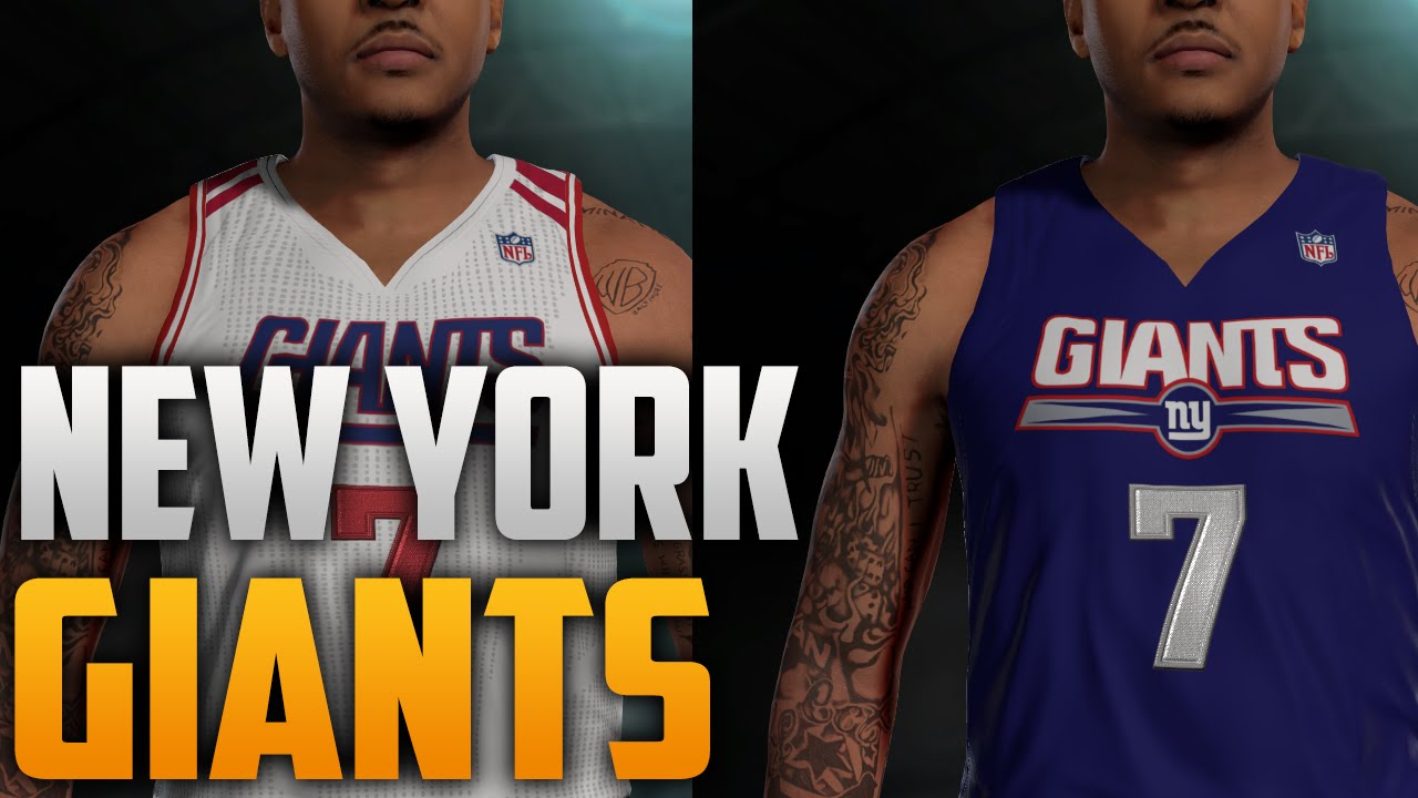 Discount NBA 2K16 NBA x NFL New York Giants  for cheap