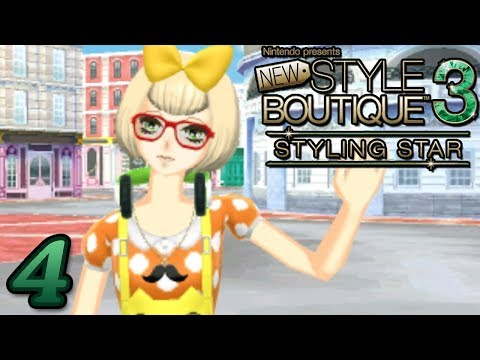 New Style Boutique 3 Styling Star ~ EXHIBITION HALL ~ Part 4 ~ Gameplay Walkthrough