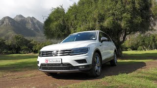 Volkswagen Tiguan Allspace 2.0 TDI (2018) Review - Practicality Done With Style