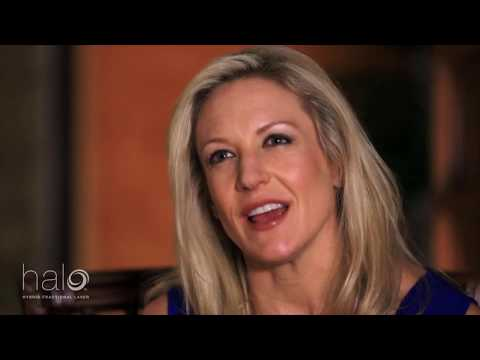 Kristen's Story - Learn about how Sciton® Halo™ can rejuvenate your skin