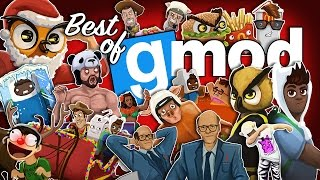 The Best Of Gmod 2016! (Funny Moments)