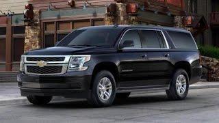2016 Chevrolet Suburban LT FULL TOUR & START UP