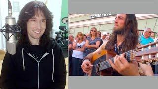 British guitarist analyses exquisite busker Estas Tonne live in 2011!