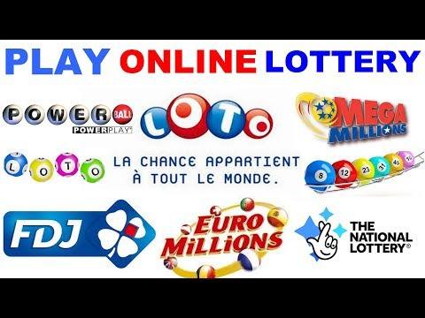 PLAY ONLINE LOTTERY WORLDWIDE #Secure#🍀🔐