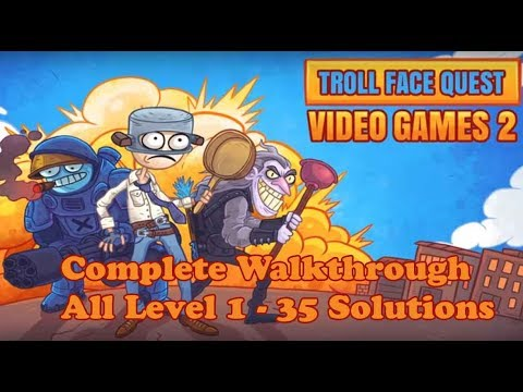Trollface Quest: Video Games 2 - Play Trollface Quest ...