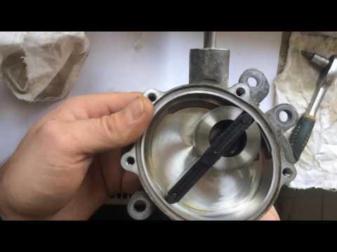 Ремонт вакуумного насоса Toyota Rav 4 (Часть 1 Дефектовка)