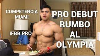 COMPETENCIA PROFESIONAL RUMBO AL OLYMPIA - ISMAEL MARTINEZ