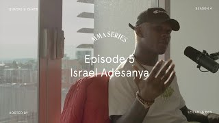 Snacks and Chats - Israel Adesanya talks Romero, Costa, fleeting joy of winning and therapy.