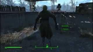 Fallout 4 Баг с силовой броней Power Armor Glitch