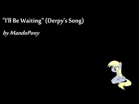 Клип MandoPony - I'll Be Waiting (Derpy's Song)