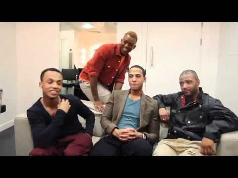 Sky Living Exclusive Interview - Living With... JLS