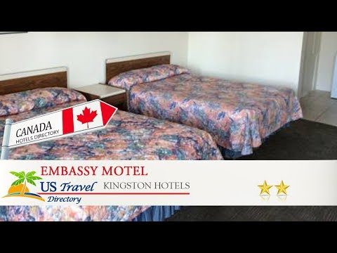 Embassy Motel - Kingston Hotels, Canada