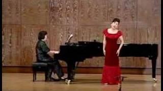 """Chiong-Rong Lu sings """"Ridente la Calma"""" K. 152 by Mozart"""