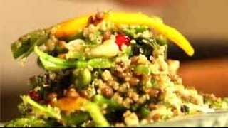 Quinoa And Lettuce Salad