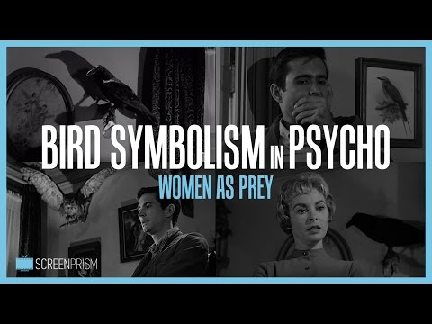 Bird Symbolism in Psycho: Women as Prey