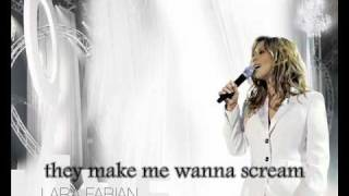 Walk Away - Lara Fabian (with lyrics)