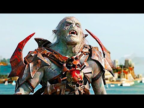 SHADOW OF WAR : Funny TV Commercial (2017)