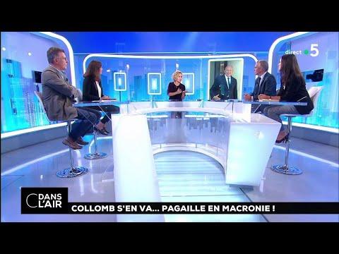 Collomb S'en Va...pagaille En Macronie ! #cdanslair 18.09.2018