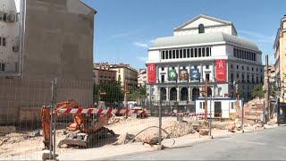 El Real Cinema de Ópera continúa su desaparición del urbanismo madrileño