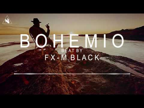 "BASE DE RAP - ""BOHEMIO"" - 90'S JAZZ RAP INSTRUMENTAL - J COLE TYPE BEAT (Prod. Fx-M Black)"