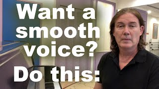 Want a Smooth Voice? Do This: screenshot 3