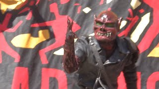 Nain Rouge Parade 2015 Chasing Evil Out of Detroit