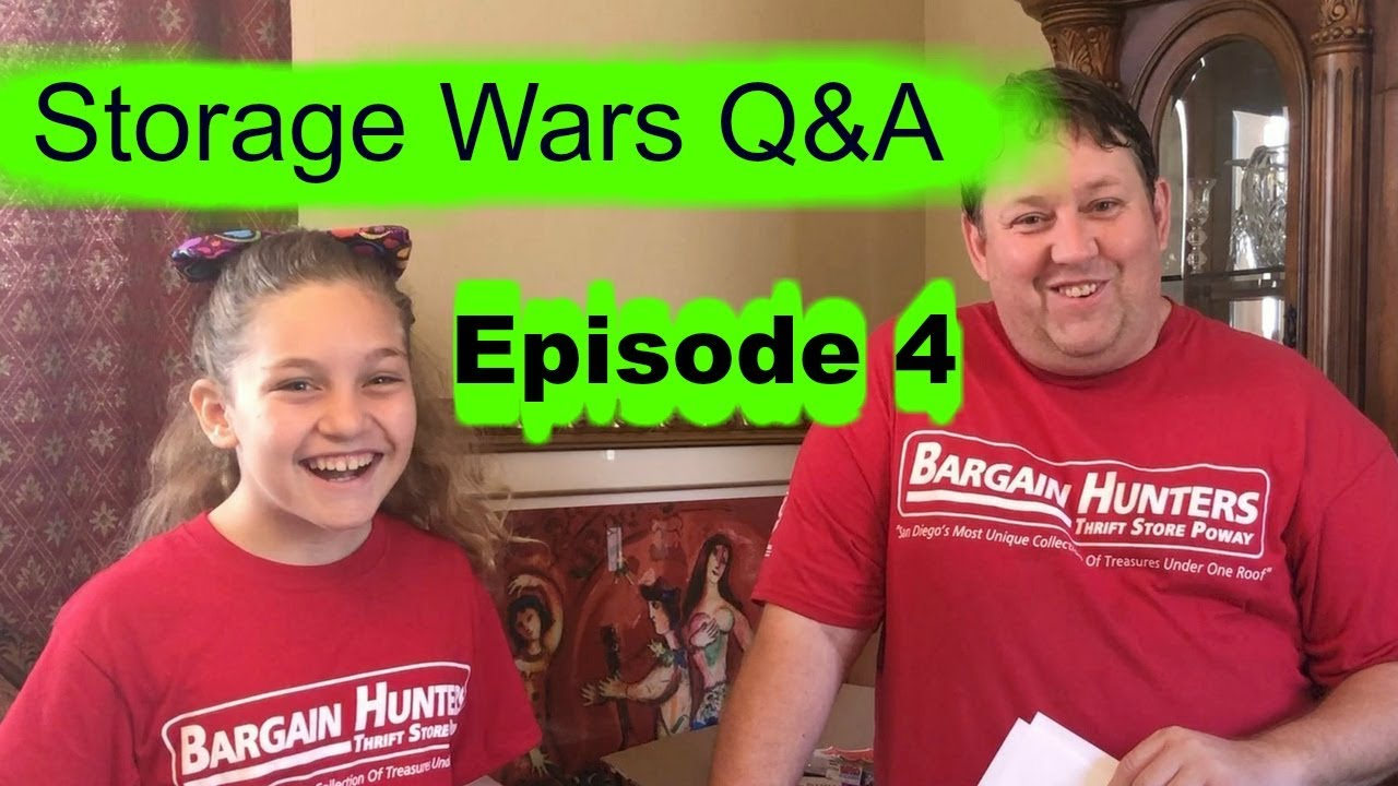 Storage Wars Monday Qu0026A Why donu0027t other people WIN UNITS AT THE AUCTION ?  sc 1 st  YouTube & Storage Wars Monday Qu0026A Why donu0027t other people WIN UNITS AT THE ...