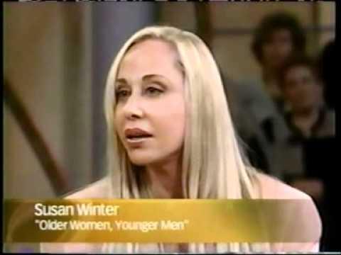 The Oprah Show 1: Older Women/Younger Men Partnerships — Susan Winter