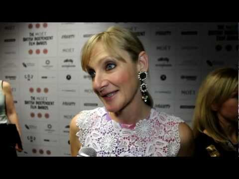 Lesley Sharp   The British Independent Film Awards 2012
