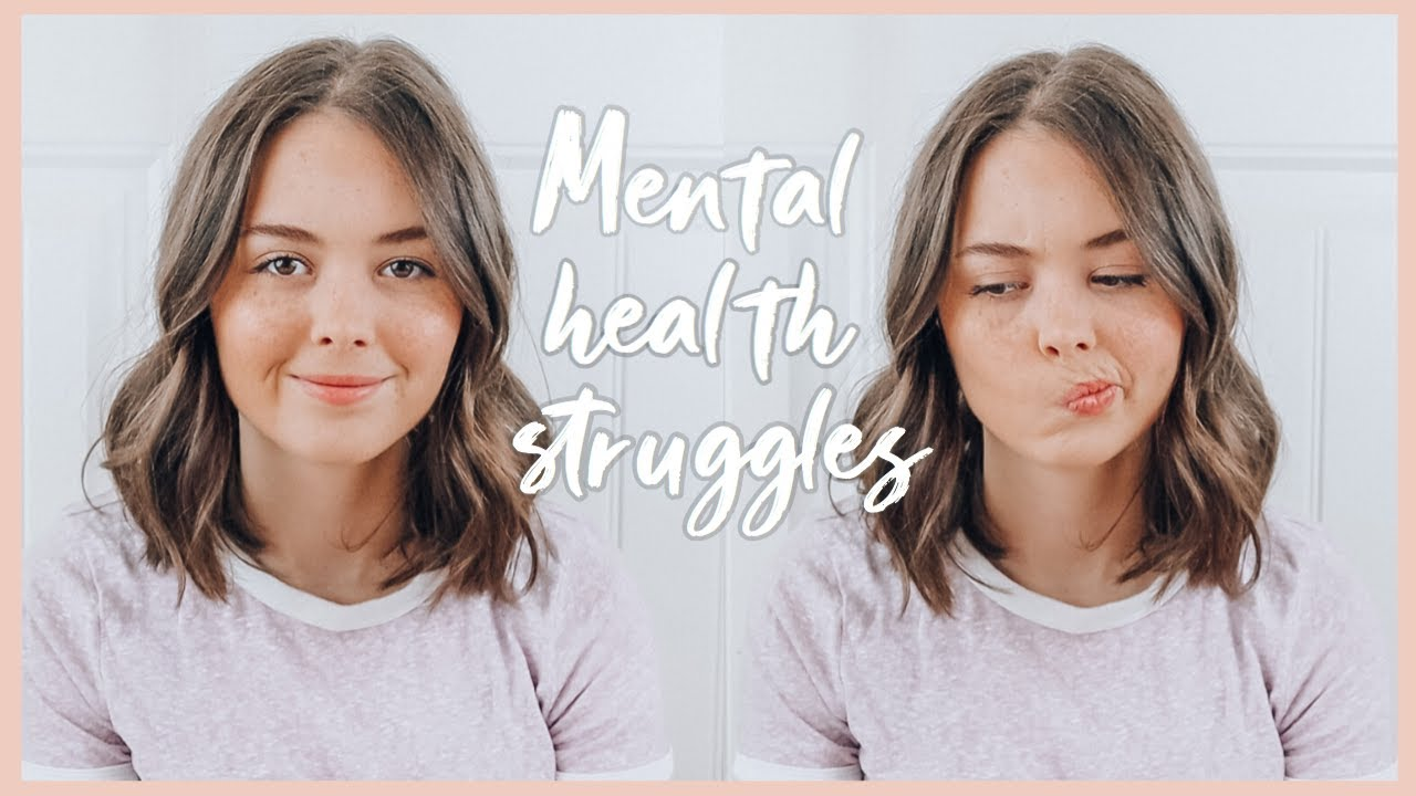 You CAN change your life for the BETTER! |  My mental health struggles and how I conquered them