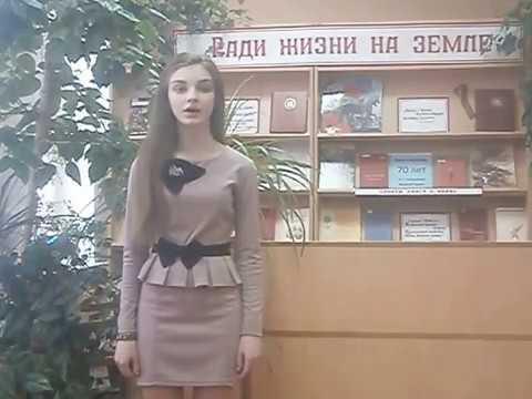Изображение предпросмотра прочтения – ЕленаСпиридонова читает произведение «Я убит подо Ржевом» А.Т.Твардовского